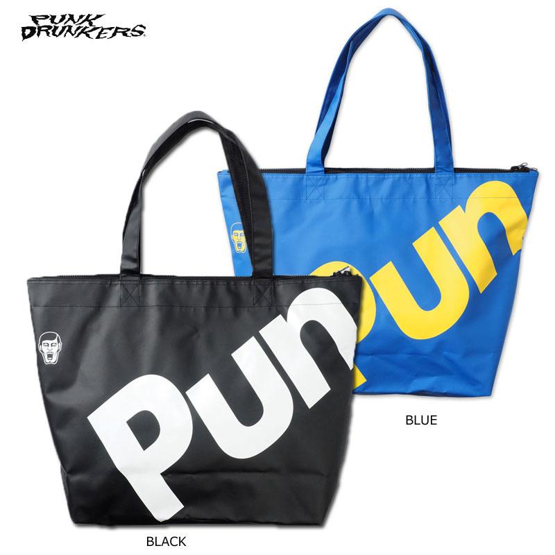 【予約】PUNK DRUNKERS(パンクドランカーズ)/Punkds.BIGトートBAG/3月入荷予定