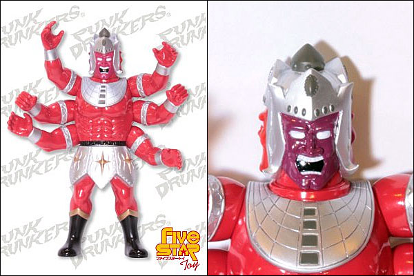 PUNK DRUNKERS X Kyn meat man / anger Asura man figure skating (comment)