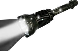 1300ルーメン 充電式LEDハンディライト SST-50