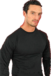 ブレードランナー ケブラーロングTシャツ ブラック
