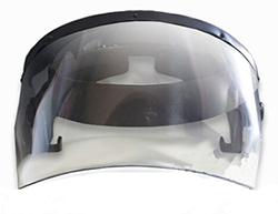 防弾ヘルメット用バイザー LI-2009-AV