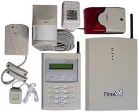 ホームセキュリティーTIME24基本セット