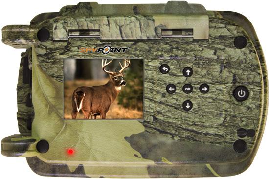 スパイポイント トレイルカメラ SMART-PRO