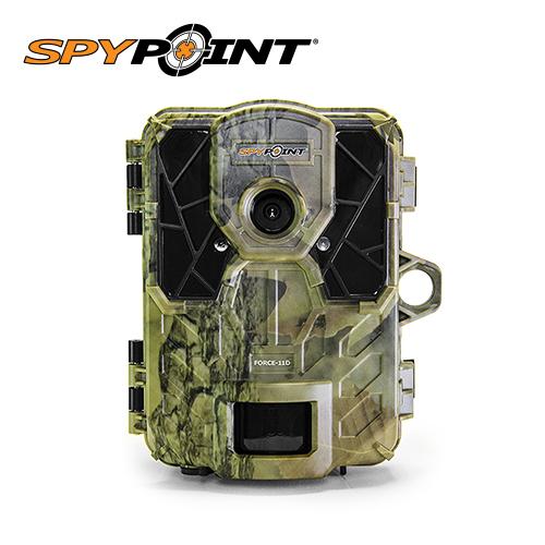 トレイルカメラ 防犯カメラ SPYPOINT(スパイポイント)FORCE-11D