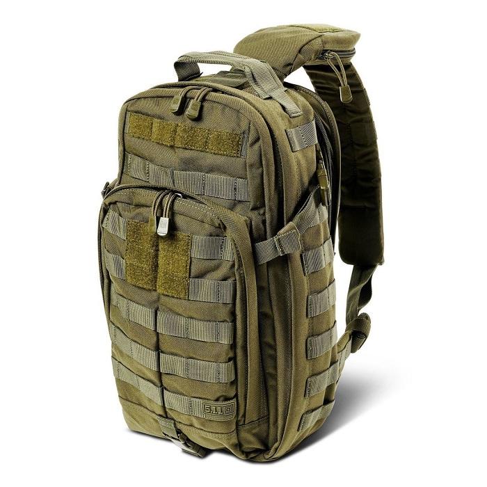 軍用 5.11 ファイブイレブン タクティカル ラッシュ モアブ MOAB-10 OD バックパック バック 56964【送料無料】