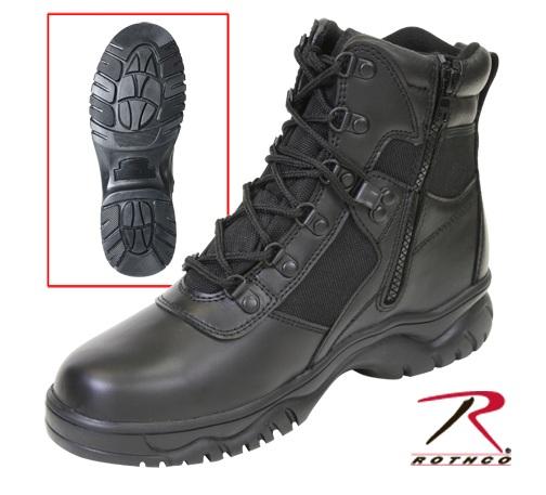 【送料無料【正規品】ロスコ/ROTHCO レザー サイドジッパーウォータープルーフ ブーツ WT (防水靴26cm 5190