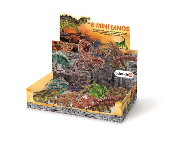 セール【送料無料】Schleich (シュライヒ) ミニ恐竜32個入り(2016)アソートセット14579【全商品・全在庫】【正規品】