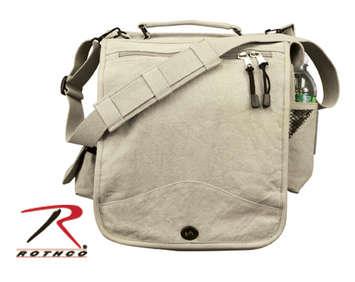 【正規品】ロスコ/ROTHCO M-51 キャンバス エンジニア フィールドバッグ カーキー 8672