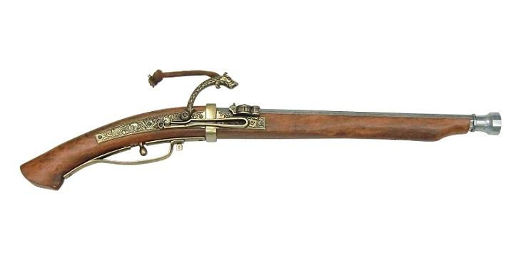 DENIX デニックス 1272 火縄銃 種子島 65cm (ポルトガル伝来モデル)【送料無料】