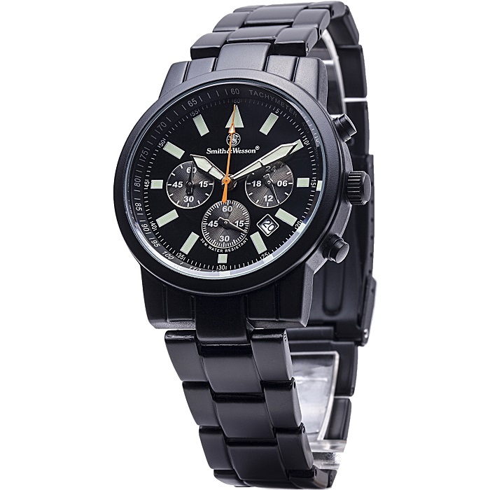 【特価】【正規品】スミス&ウェッソン/S&W マルチファンクションク クロノグラフ パイロット ウォッチ 腕時計 SWW-169【送料無料】