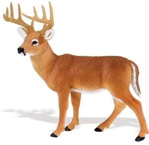アメリカ生まれの動物フィギュア safari サファリ 休み オジロジカ オス 全商品 発売モデル 180029 正規品 全在庫