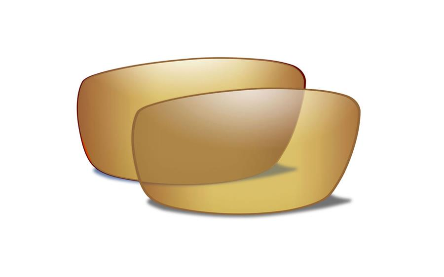 【ページ内クーポン使用で5%off】【Wiley X正規販売店】ワイリーエックス タイド TIDE 交換 偏光ゴールドミラー レンズ(レンズのみ)【お取り寄せ品】