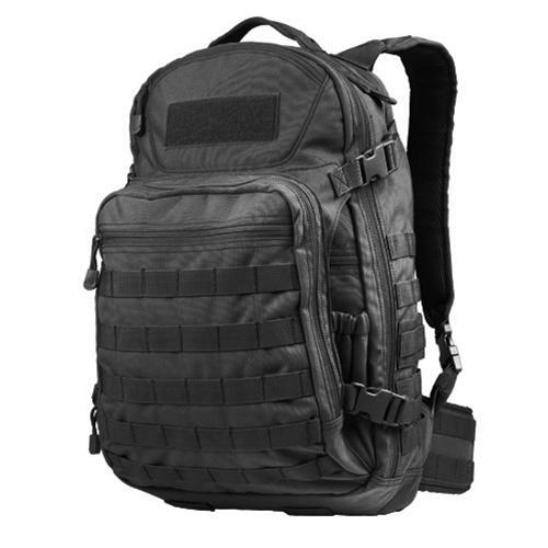 【ページ内クーポン使用で5%off】コンドル/CONDOR タクティカル Venture Pack ベンチャーパック バッグ 黒 160