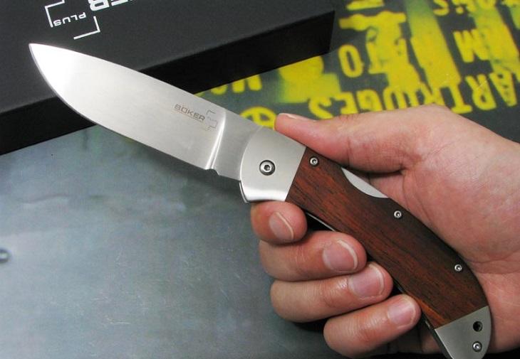 BOKER Plus/ボーカー プラス 01BO086 3000 ライトウェイト/ココボロ 折り畳みナイフ