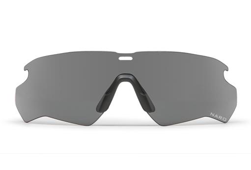 ESS クロスブレード Crossblade 防弾 サングラス NARO用 交換レンズ スモーク 102-190-004【レターパックプラス/メール便配送可】【日本正規品】