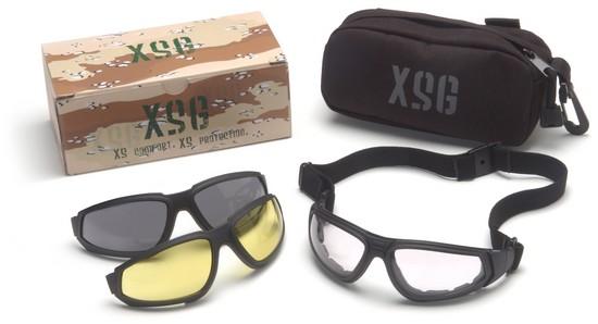 【ページ内クーポン使用で5%off】ピラメックス/PYRAMEX XSG 3色交換レンズ セーフティーゴーグル・サングラス