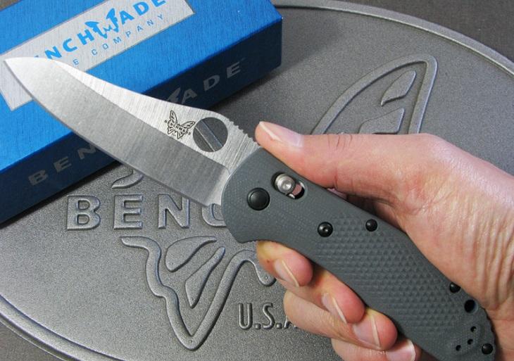 【送料無料】ベンチメイド/BENCHMADE 550-1 グリップティリアン ナイフ G10,CPM-20CV 【日本正規品】