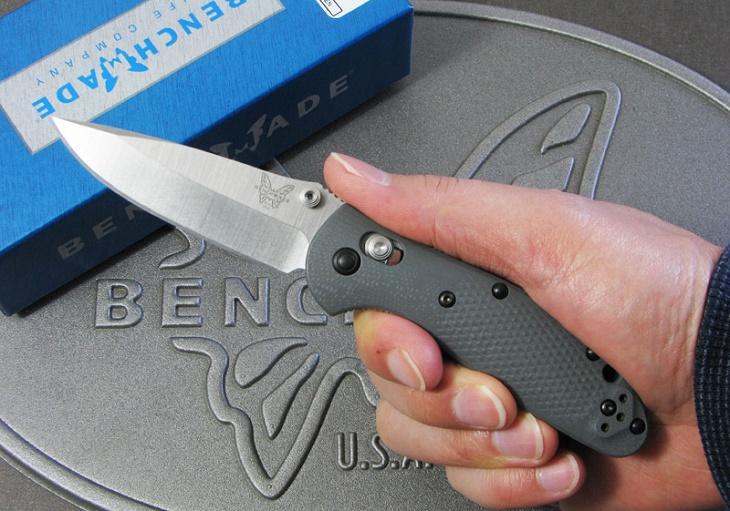 【送料無料】ベンチメイド/BENCHMADE #556-1 Mini-Griptilian ミニ・グリップティリアン G10,CPM-20CV ナイフ【日本正規品】