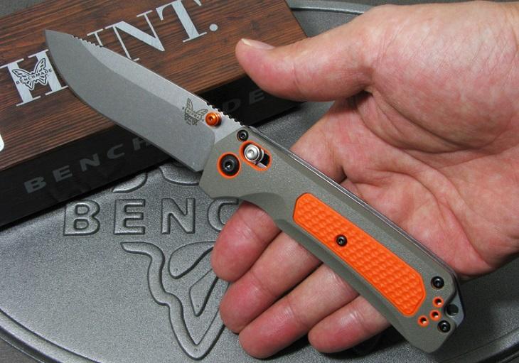 【送料無料】ベンチメイド/BENCHMADE ハント #15061 Grizzly Ridge グリズリー・リッジ ナイフ 【日本正規品】