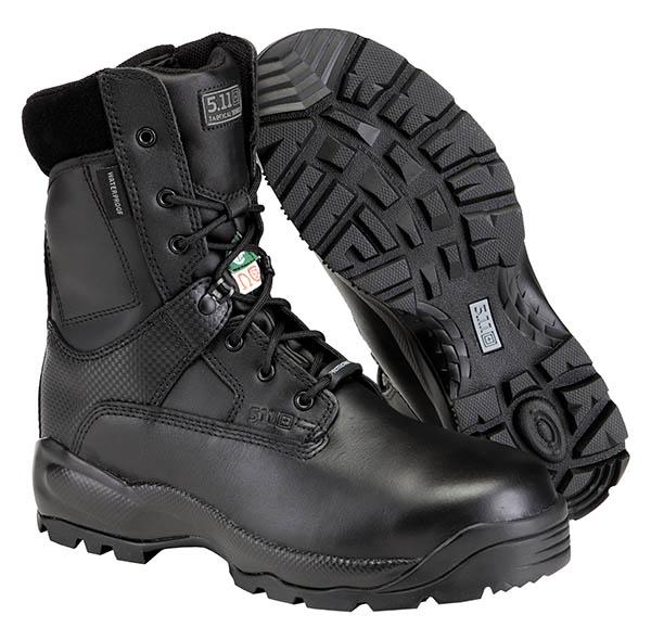 【送料無料】軍・法的機関用 5.11 ファイブイレブン タクティカル ASTM シールド サイドジッパーブーツ 10W 28cm 防水/安全靴
