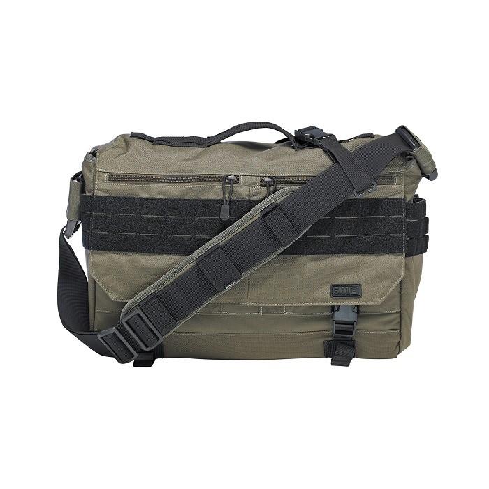 【送料無料】軍用 5.11 ファイブイレブン タクティカル ラッシュ デリバリー LIMA 中型 メッセンジャーバッグ バック OD 56177