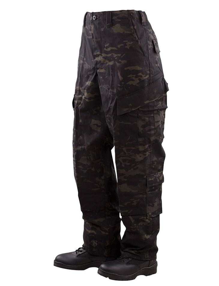 トゥルースペック/TRU-SPEC タクティカル レスポンス ユニホーム パンツ (マルチカム ブラック) MS 1236 【正規代理店】