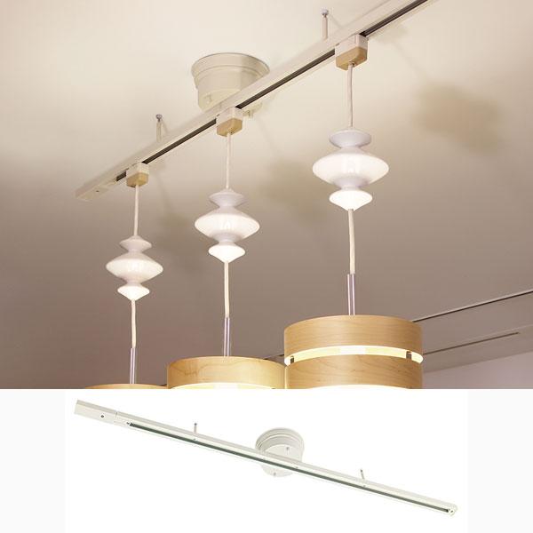 ダクトレール 天井照明溝 BU-1065 Swing duct ライティングバー 110cm ライティングレール 天井照明やスポットライトが複数吊り下げられる! インテリア 照明 電気 アレンジ おしゃれ こだわり