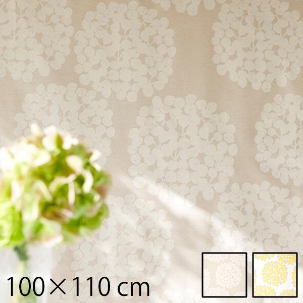 カーテン ドレープカーテン 2枚組 セット 北欧 デザイン 花柄 タッセル カーテン ドレープ 花 柄 幅100 100×110cm カーテン おしゃれ オシャレ かわいい 可愛い 子供 子供部屋 キッズ 女の子 柄物 モダン 日本製 インテリア アイボリー イエロー Float 2枚入り