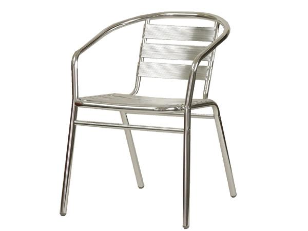 チェア 屋外 アウトドア スタッキングチェアー スタッキングチェア スタッキング おしゃれ オシャレ イス いす 1脚 北欧 積み重ね可能 ガーデン アルミチェア 1人掛け椅子 ファミリー 家庭向け キャンプ 玄関 カフェ レストラン 店舗