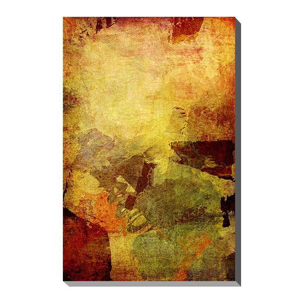 ポスター パネル アートパネル キャンバス おしゃれ カフェ アートポスター 北欧 インテリアポスター ファブリックパネル 壁掛け インテリア雑貨 オブジェ モダン店舗 フレーム 壁 オレンジ レッド イエロー 暖色 アート IAP51605 MoinMoin