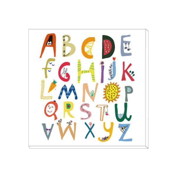 楽天市場アルファベット 英字 ローマ字 英語 イラスト 絵 子供部屋