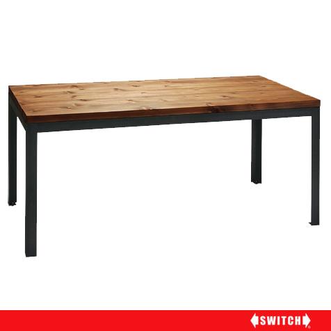 ダイニングテーブル インダストリアル テーブル 150cm 6人掛け 4人掛け おしゃれ 6人用 幅150