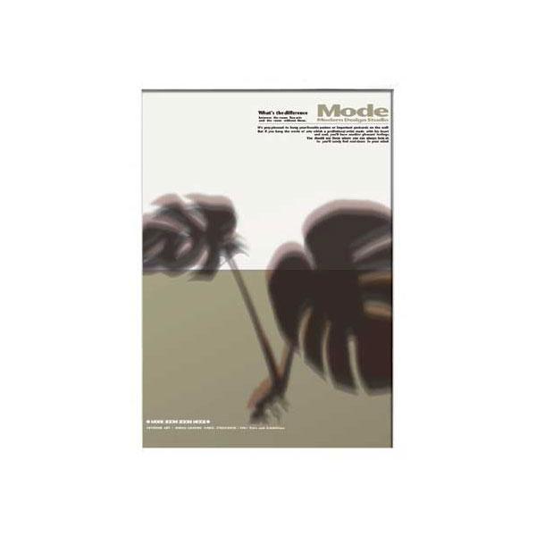 アートポスター 北欧 ポスター モンステラ パネル アートパネル モダン デザインパネル ウォールパネル アート 壁掛け アートフレーム 壁 飾る デザイン インテリア ナチュラル シンプル おしゃれ フレーム IMD11101 Modern Design Studio