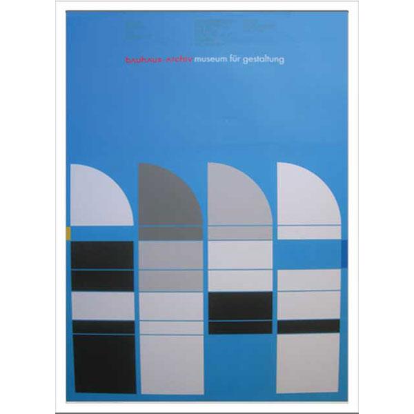 アートポスター 北欧 ポスター 額 インテリア アート 壁掛け 壁 飾る アートフレーム アートパネル モダン デザイン 雑貨 額入り 額付き スタイリッシュ ウォールアート ウォールデコ インテリア雑貨 Bauhaus バウハウス Weimar Ausstellung 1923