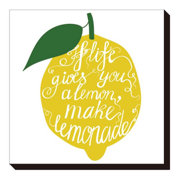 ポスター アートパネル パネル アートポスター キャンバス インテリア IAP-52113 Art Panel Panki Lemon