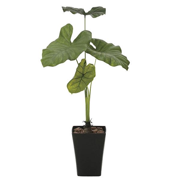 光触媒 観葉植物 枯れない インテリア 贈り物 抗菌 イミテーショングリーン 人工観葉植物 植物 祝い ギフト 消臭 記念日 母の日 高さ90cm グリーン タロリーフ90 おすすめ リビング