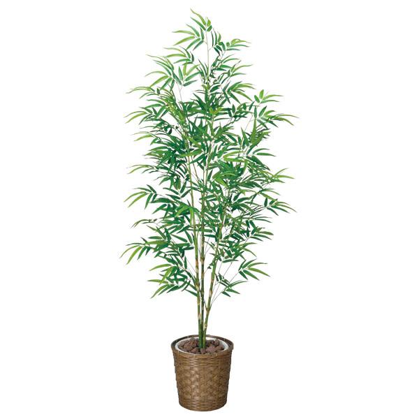 人工観葉植物 光触媒 観葉植物 アートグリーン インテリア 抗菌 消臭 フェイクグリーン 青竹 人工植物 高さ170cm 記念日 防汚 贈り物 おしゃれ 開店祝い