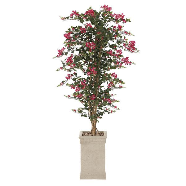 光触媒 観葉植物 植物 人工観葉植物 インテリア おしゃれ グリーン ブーゲンビリア 高さ160cm