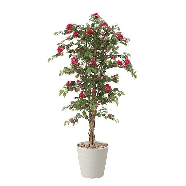 光触媒 観葉植物 植物 人工観葉植物 インテリア おしゃれ グリーン ブーゲンビリア 高さ150cm