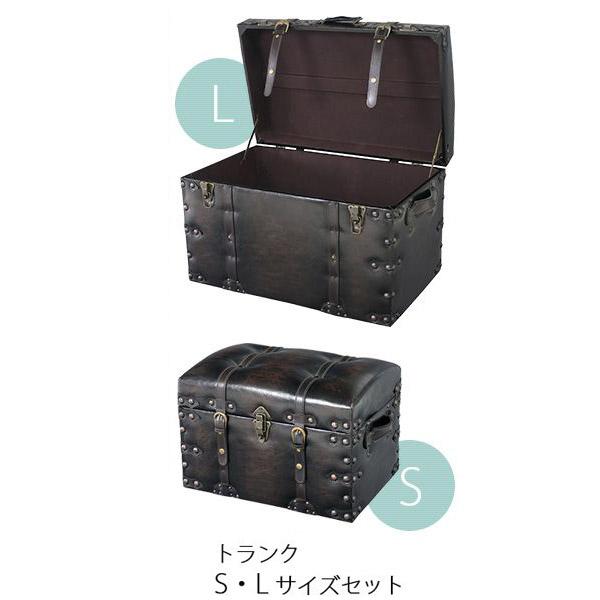 スツール 収納 ボックス スツールボックス 完成品 トランクボックス オットマン チェア 2個セット レザー 座れる 収納ボックス フタ付き 合皮 アンティーク ベンチ 椅子 インテリア おしゃれ 小物入れ ボックス収納 小物収納 リビング収納 寝室 リビング