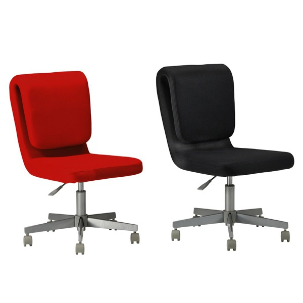 パソコンチェア 肘なし パソコン メッシュ キャスター 椅子 キャスター付き ポップ レッド チェア オフィスチェア デスクチェア オフィス グリーン ブラック おしゃれ シンプル oaチェア oaチェアー イス いす 事務用椅子 家具 昇降 PCチェア SARA チェアー