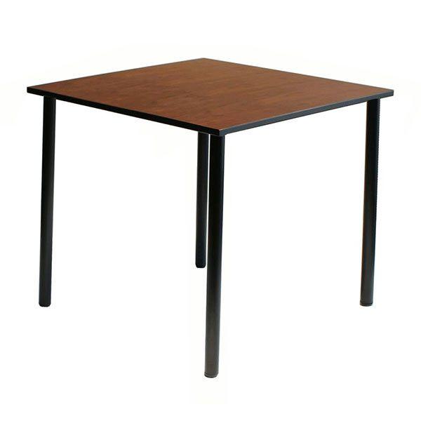 ダイニングテーブル カフェ ウォールナット 2人 アイアン カフェテーブル レトロ 食卓テーブル おしゃれ モダン 2人用 カフェ風 二人用 一人 二人 木製 テーブル ダイニング 食卓 アンティーク 北欧