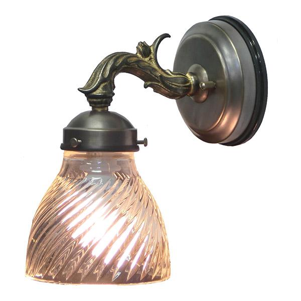 ウォールランプ アンティーク 屋外用照明 洋風 エクステリアライト 壁 屋外 照明 ウォールライト ガラス シェード レトロ 壁付け照明 壁掛け照明 おしゃれ 姫系 ランプ アンティーク風 エクステリア ライト 野外 屋外用 FC-WO857A 317