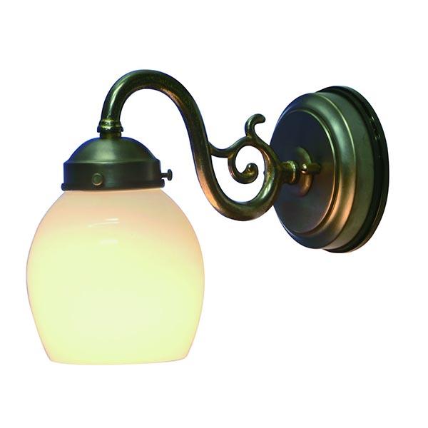 ウォールランプ ウォールライト アンティーク 洋風 エクステリアライト 壁 屋外 ガラス シェード レトロ 壁付け 照明 壁掛け照明 おしゃれ 姫系ランプ アンティーク風 エクステリア ランプ ライト 野外 屋外用 FC-WO855A NTU