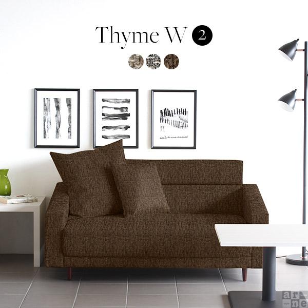 Thyme W 2P ウィーブ