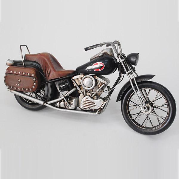 置物 オブジェ インテリア ブリキ レトロ おしゃれ ディスプレイ 模型 ブリキのおもちゃB-バイク03