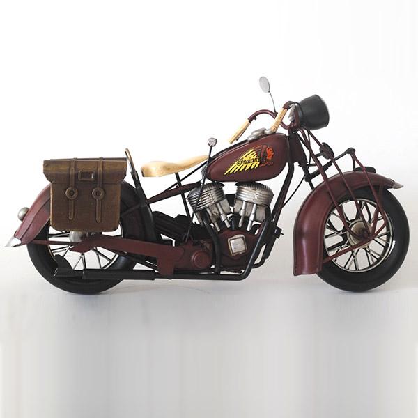 置物 オブジェ インテリア ブリキ レトロ おしゃれ ディスプレイ 模型 ブリキのおもちゃB-バイク04