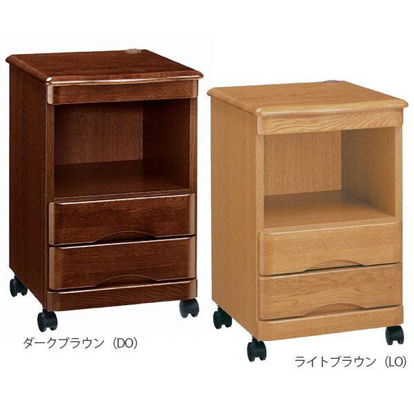 ナイトテーブル ベッドサイドテーブル 高さ60cm 木製 ベッド カフェ テーブル キャスター付 コンセント付 北欧 おしゃれ 引き出し付き ナイトテーブル コンパクト 完成品 スリム ベッドサイド ワゴン 2段 収納 モダン ダークブラウン