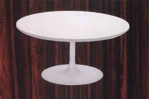 センターテーブル オーバル 白 テーブル 丸 ホワイト 丸型 丸テーブル ソファ カフェ カフェテーブル 1本脚 ラウンド 円卓 座卓 リビングテーブル ローテーブル カントリー ソファーテーブル ラウンドテーブル 高級感 コーヒーテーブル 北欧 UA Table 直径80cm SWITCH