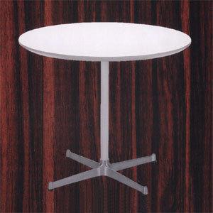 カフェテーブル ホワイト アンティーク 1本脚 丸テーブル 白 ダイニング ダイニングテーブル 2人用 ラウンド おしゃれ 円形 コーヒーテーブル 丸 丸型 センターテーブル ハイタイプ ラウンドテーブル シンプル 店舗用テーブル 高級感 机  UB Table SWITCH スイッチ